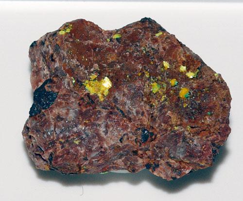 Joliotite Metatorbernite & Phosphuranylite