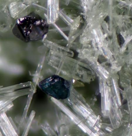Magnetite & Ferro-actinolite