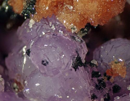 Coquimbite Voltaite Halotrichite Rhomboclase & Römerite