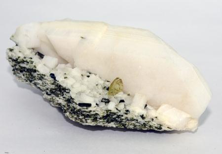 Titanite Microcline & Epidote