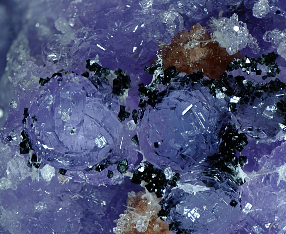 Coquimbite Voltaite Szomolnokite & Halotrichite