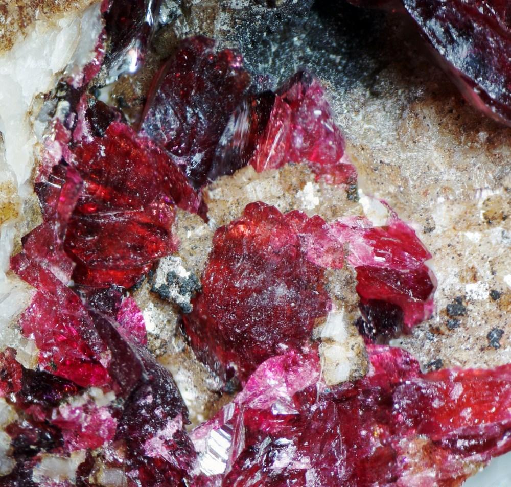 Roselite Cobaltaustinite & Cobaltlotharmeyerite