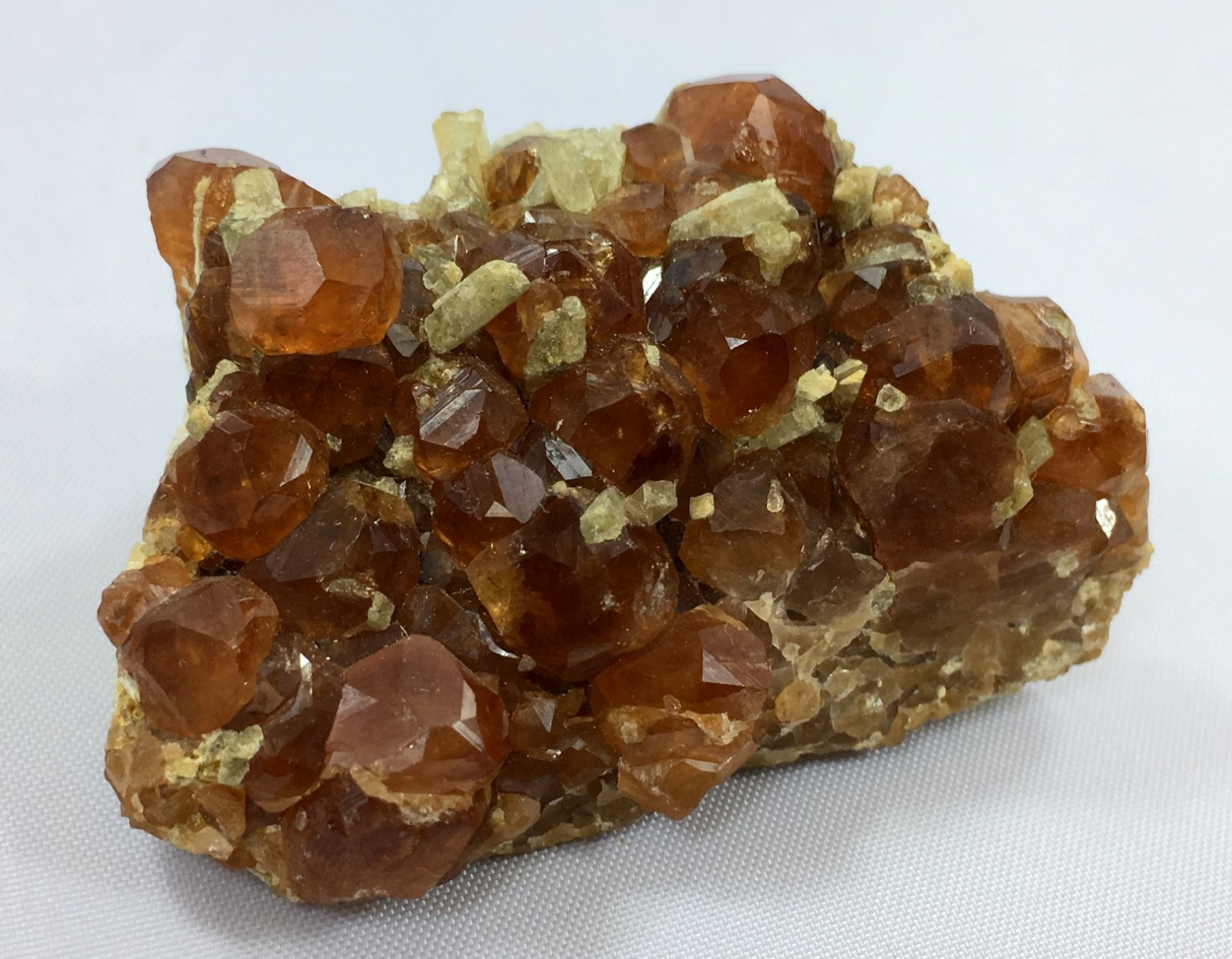 Garnet Var Hessonite
