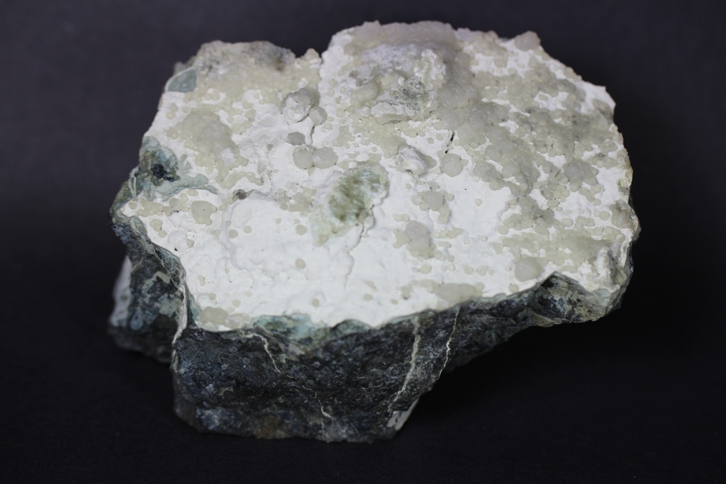 Saponite & Calcite