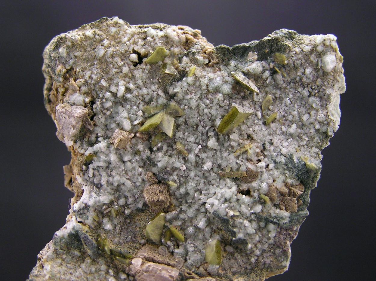 Titanite & K Feldspar