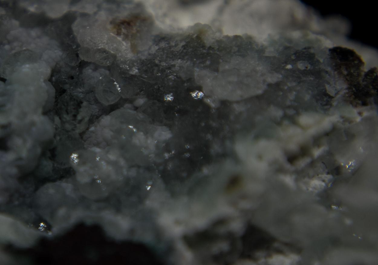 Hemimorphite & Hydrozincite