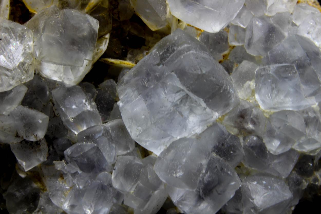 Fluorite & Pyrite