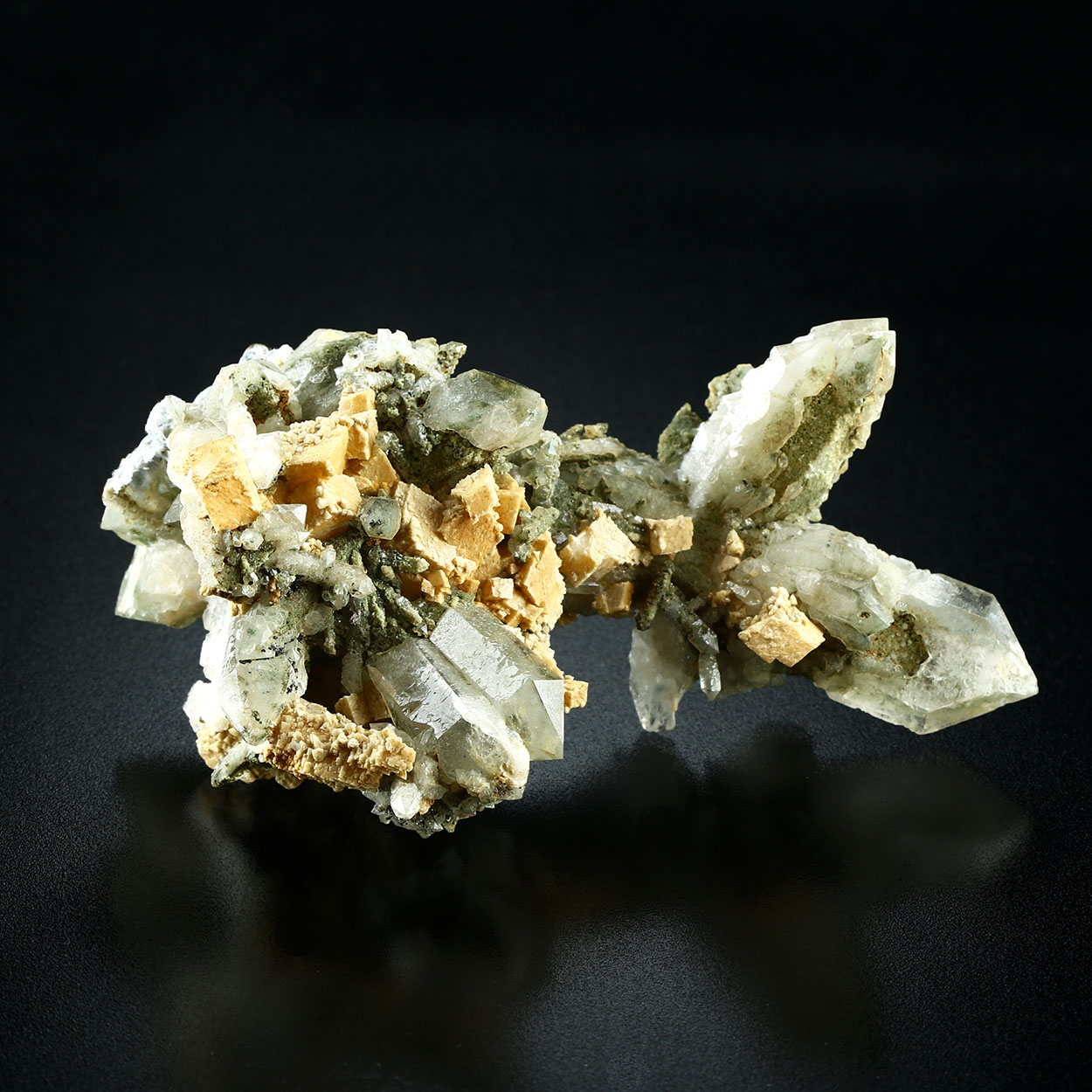 Quartz With Feldspar Group