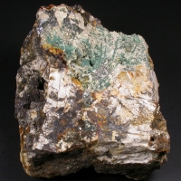 Celadonite