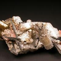 Natrolite Sérandite & Aegirine