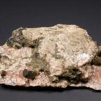 Grossular & Prehnite