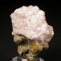 Sodalite Albite Calcite & Calcioancylite-(Ce)