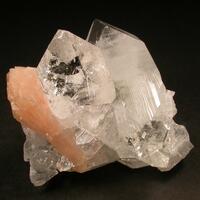 Fluorapophyllite-(K) Stilbite