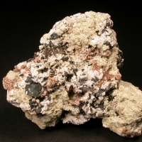 Astrophyllite & Calcioancylite-(Ce)