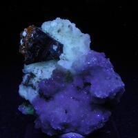 Sphalerite & Albite & Catapleiite