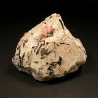 Parisite-(Ce) Pyrochlore Leucophanite & Sérandite