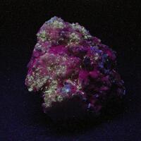 Albite Polylithionite Aegirine & Gonnardite
