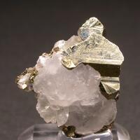 Cubanite & Calcite