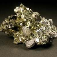 Pyrite Sphalerite & Galena