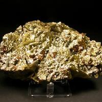 Chalcopyrite & Siderite & Dolomite
