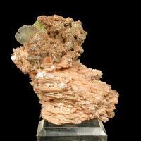 Schizolite & Rhodochrosite