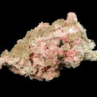 Ancylite-(Ce) & Rhodochrosite