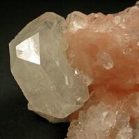 Fluorapophyllite-(K) & Stilbite-Ca