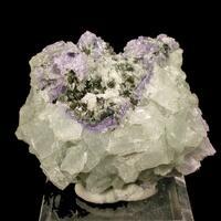 Fluorite & Annite