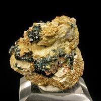 Lazulite & Whiteite-(CaFeMg)