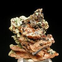 Sérandite & Fluorite