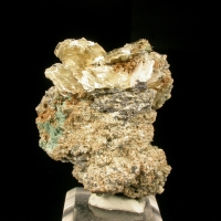 Fluorite & Polylithionite