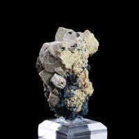 Whiteite-(CaFeMg) & Lazulite