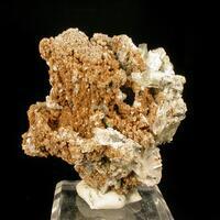 Rhodochrosite Fluorite & Quartz