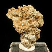 Fluorite Rhodochrosite & Ancylite-(Ce)