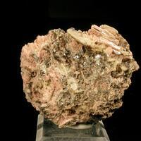 Calcioancylite-(Ce) & Schizolite