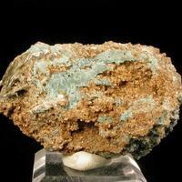 Fluorite Rhodochrosite & Nenadkevichite