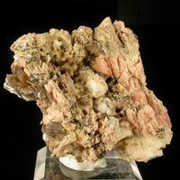 Schizolite & Calcioancylite-(Ce)