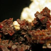 Rhodochrosite & Franconite