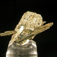 Calcioancylite-(Ce) Aegirine & Natrolite