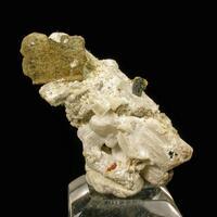 Donnayite-(Y) Natrolite & Sérandite