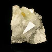 Calcite & Burbankite