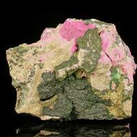 Kolwezite Heterogenite & Calcite