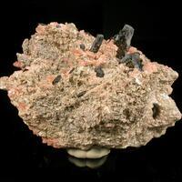 Sérandite Polylithionite & Aegirine