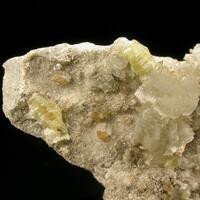 Weloganite & Strontianite