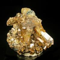 Lazulite Siderite & Quartz