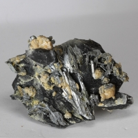 Valentinite With Stibnite