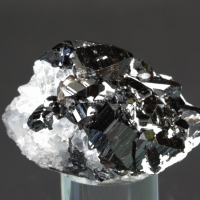 Topaz With Cassiterite
