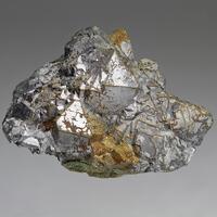 Galena Chalcopyrite & Sphalerite