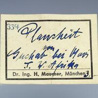 Plancheite