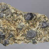 Galena Chalcopyrite & Dolomite